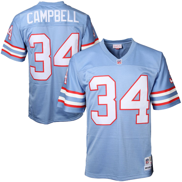 Online Store – EARL CAMPBELL